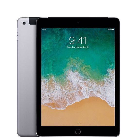 This Is The Ipad 5th Gen There Will Be No Icloud Lock On It I Will Erase It And It Will Be Like New It Is Unlocked To Ipad Pro