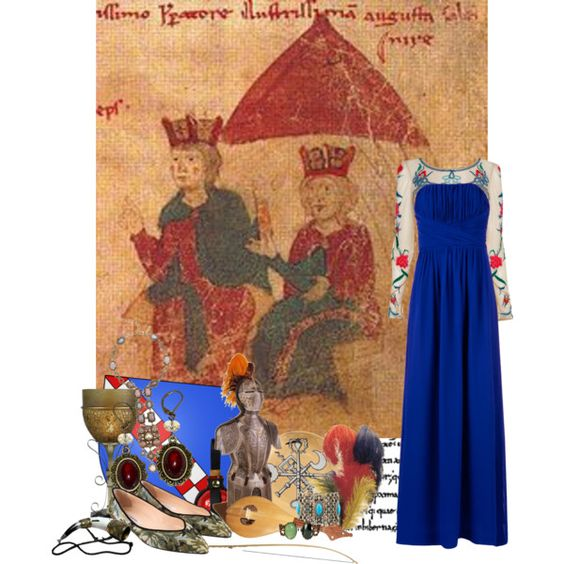 Constance, Queen of Sicily: Kingdom Of Sicily, Empire Sacro Romano, Constance Queen, Sicily Hohenstaufen, Hohenstaufen Holy Roman, Roman Empress, Medieval Cloak Fastenings