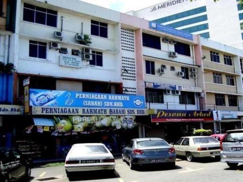 Iskandar Sinsuran Guesthouse Kota Kinabalu Memang Murah Dari Rm60 8 D350 Kota Kinabalu Central Business District Hotel