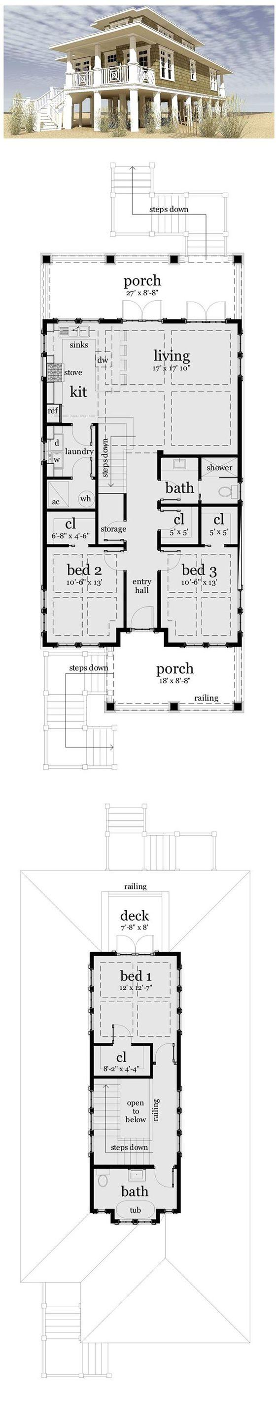 Gallery For Minecraft Beach House Floor Plans