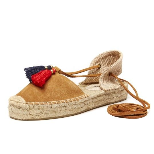 Platform Gladiator Sandal: