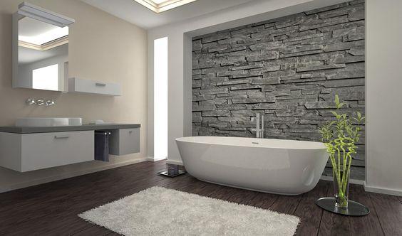 Bathroom:Wonderful Modern Bathroom Floor Tile Ideas 2 Plans Free…