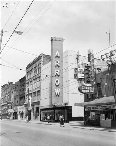 Vintage Johnstown Arrow Furniture Store Vintage