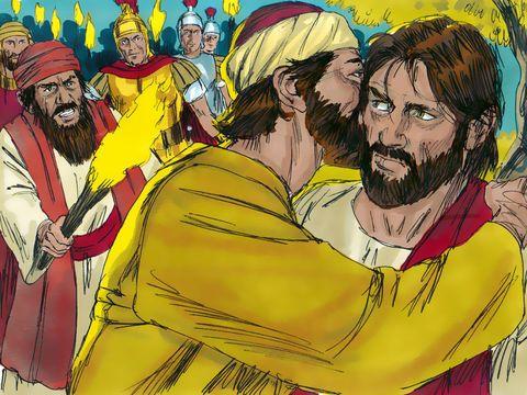 Historia Sobre A Traicao De Judas Iscariotes Judas Iscariotes