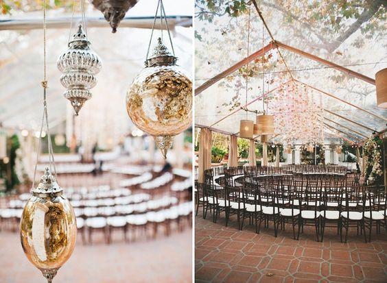 Unique Outdoor Wedding Ceremony Ideas: Wedding Ceremonies, Unique Weddings And Backyard Wedding