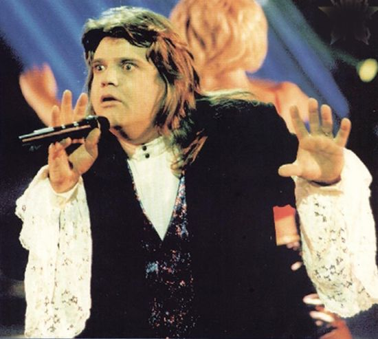 Image result for a picture of  meatloaf the singer