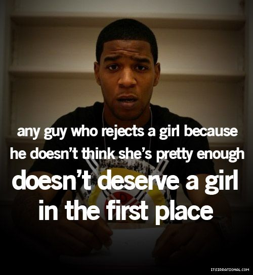 You don't deserve her