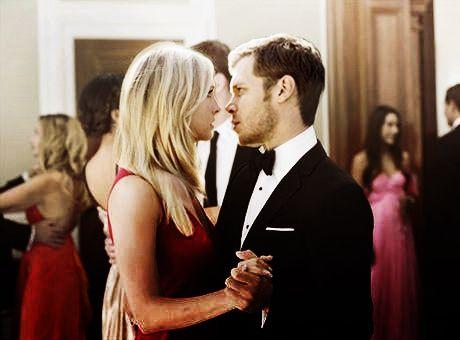 Caroline & Klaus   The Vampire Diaries