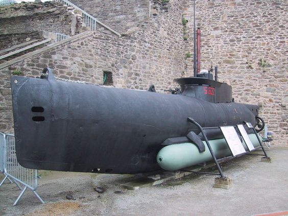 Long dresses u 71 submarine