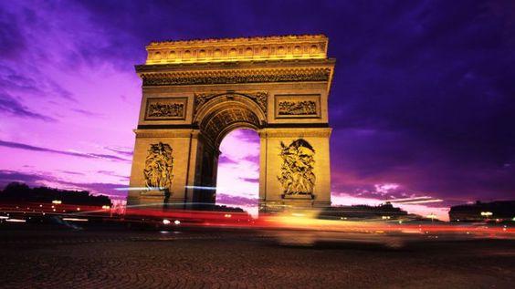 Arc de Triomphe...my dream destination