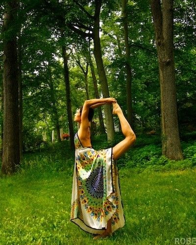 29 Empowering Poses For National Yoga Month (Gorgeous
