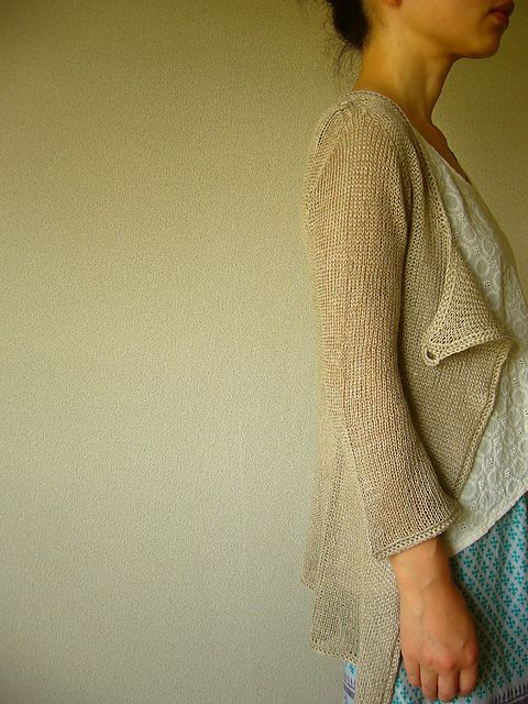 Ravelry: Project Gallery for Avril in April pattern by Reiko Kuwamura