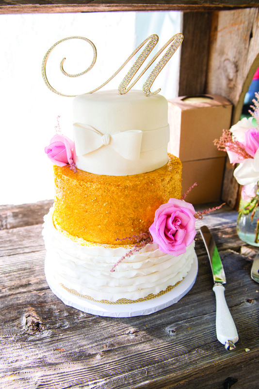 Baker: Goldfinch Bakery /  Photo: Haley J Photography