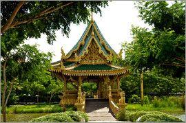 Gartenhaus Thailand