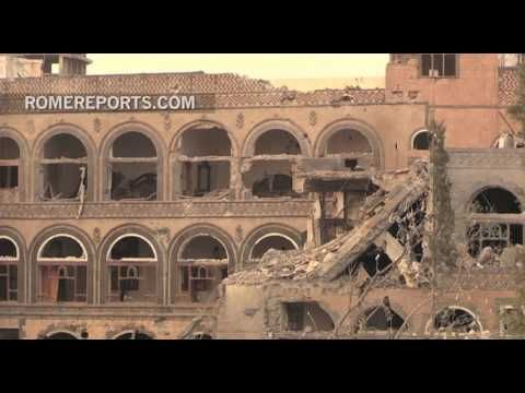 Kidnapped priest in Yemen seen in a new video - ROME REPORTS