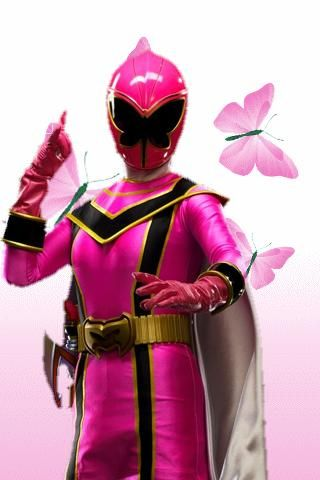 Pics For > Power Ranger Mystic Force Pink Ranger Power Rangers Mystic Force Pink Ranger