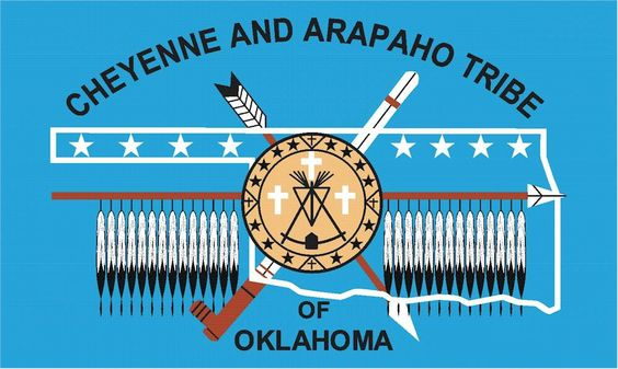 The Cheyenne and Arapaho Tribes are headquartered in Concho, Oklahoma. Of 12,185 enrolled tribal members, 8,664 live within the state of Oklahoma.
