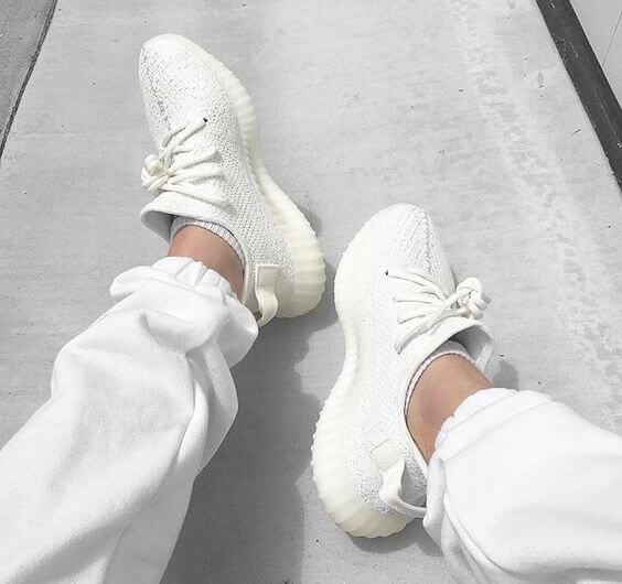 The Best Sneakers Adidas Yeezy Boost 350 V2 Triple White Cream