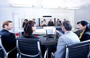 """Lees het onderzoek uitgevoerd door Forrester Consulting: """"De totale economische impact van Managed Video Services van KPN"""": http://www.talkandvision.nl/conversion-pages/onderzoek-forrester-financiele-organisatie/"""