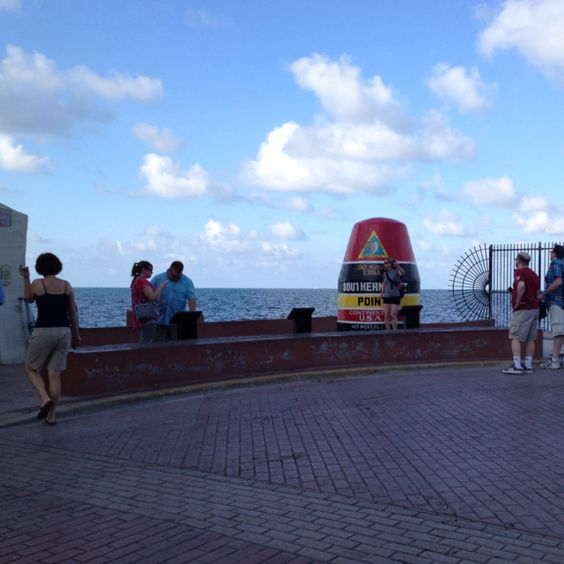 Southernmost Point.