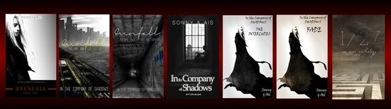 ~Series Reviews~In the Company of Shadows by Santino Hassell & Ais~