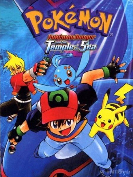 Phim Pokemon Movie 9: Chiến binh Pokemon và hoàng tử biển cả Manaphy