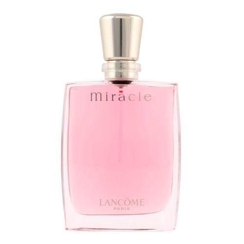 perfume miracle lancome preço