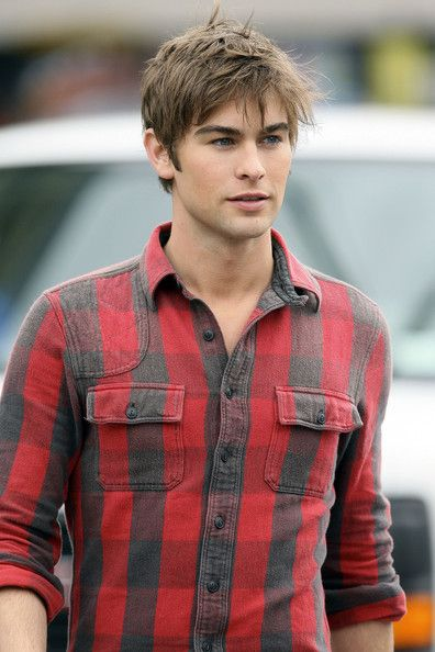 Mel has taken me to the Chase Crawford darkside and it isn't a bad thing...