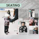 Skating | A Sahlin Studio Layout