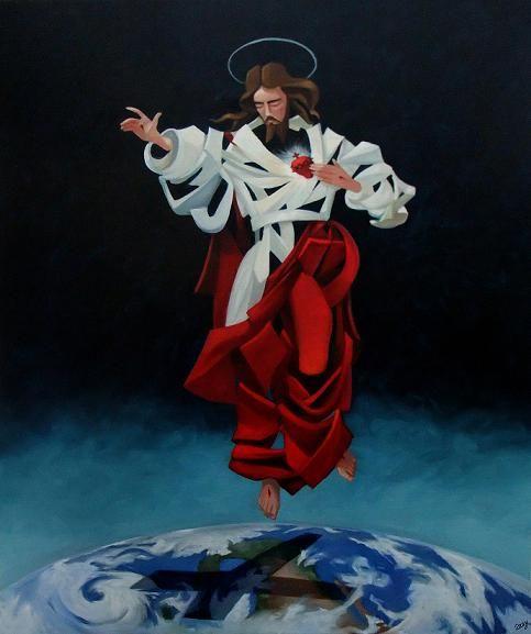 RAFAEL SANCHEZ DE ICAZA: PINTURA RELIGIOSA