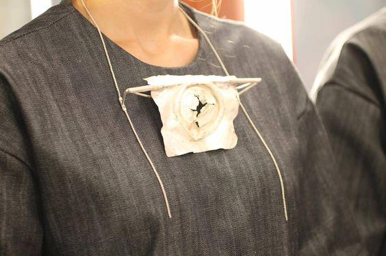 Jewelry Design Dept. Shenkar   juillet 2016 ·   Oria Forsher: