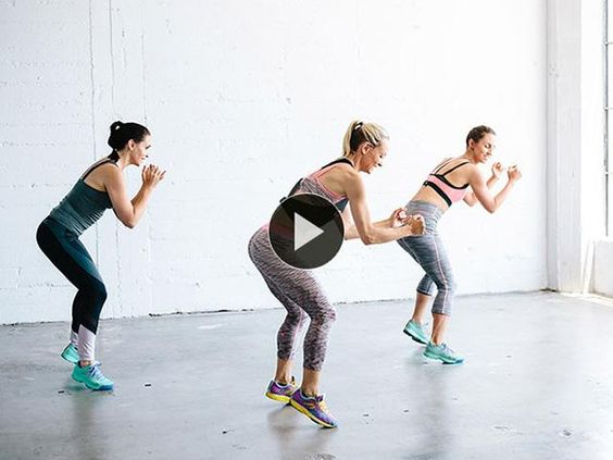 Get Fit For Free, Body By Simone Dance Cardio Workout,