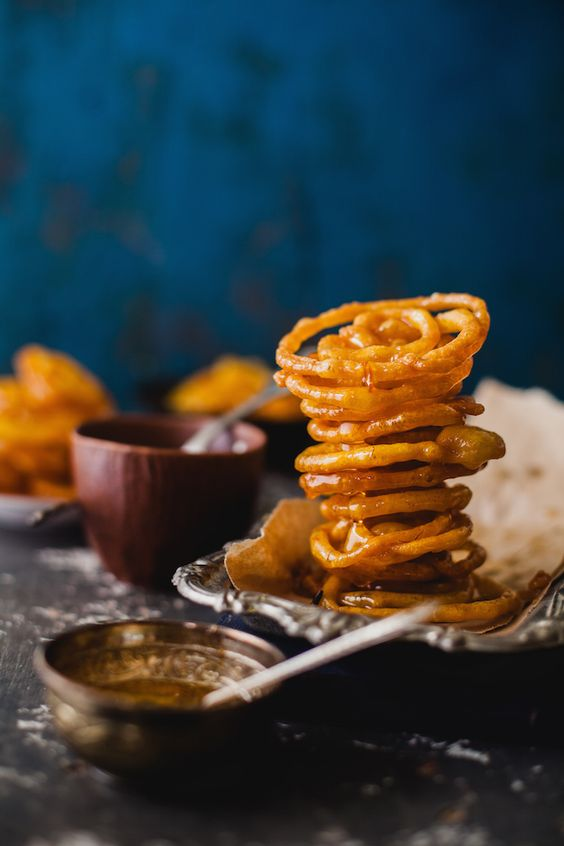 Jalebi | Playful Cooking. My very favorite Indian dessert!!