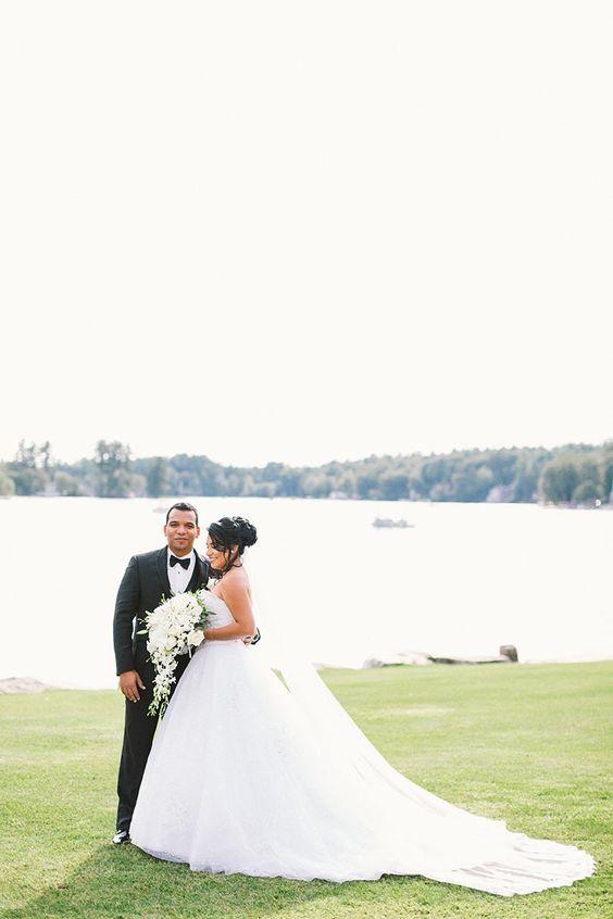 September Weddings in New England