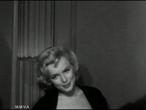 Footage Of Marilyn Monroe In Nyc 1956 I M Going To Retire To