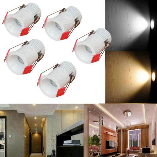 3w Led Einbaustrahler Minispot Einbauleuchte Spot Mini Einbau Anti