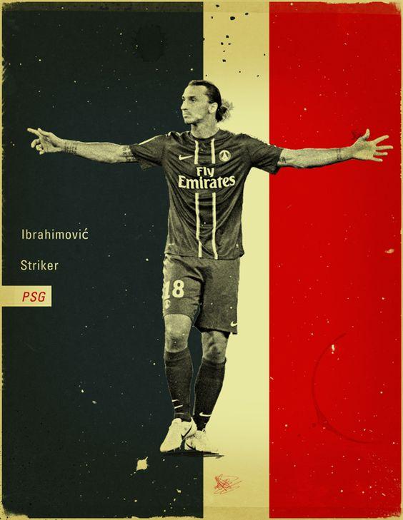 Soccer poster, Behance and Soccer on Pinterest