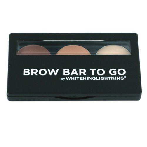 Brow Bar to Go, Brush on Brow - Whitening Lightning - http://www.specialdaysgift.com/brow-bar-to-go-brush-on-brow-whitening-lightning/