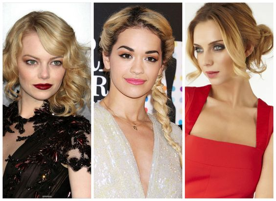 Prom Hairstyles that Match your Dress
