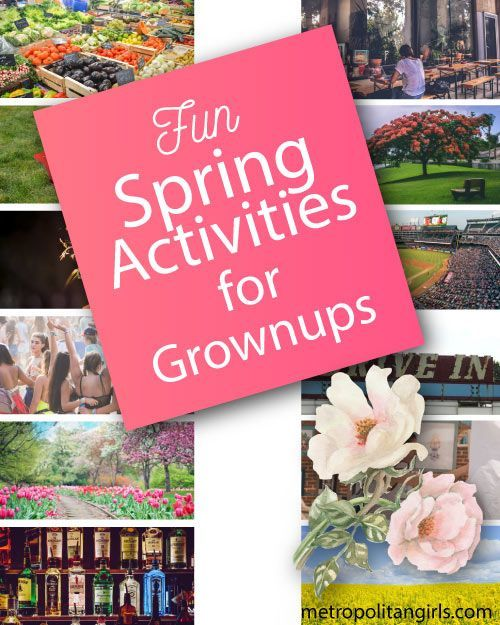 10 Spring Activities For Adults To Enjoy Spring Activities Spring Time Activities Outdoor Activities For Adults