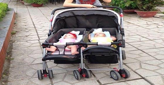 Mẹo chọn xe đẩy sơ sinh phù hợp với bé yêu