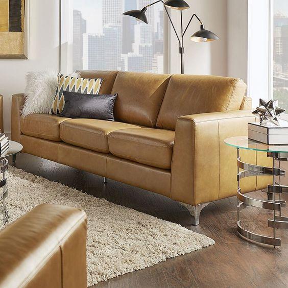 Chọn sofa da tphcm phù hợp nhu cầu sử dụng
