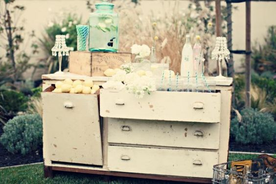 Milkglass Vintage Rentals on Inspired Guide http://ow.ly/7KuU2