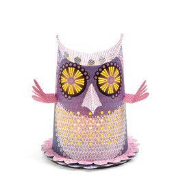 Beautiful Djeco Light Owl. Distributed by Kaleidoscope.