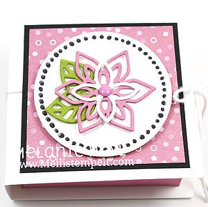 Blütenpoesie in In Color | Stampin' UP! , Stampin' UP! Demonstratorin, Stampin' UP! Melanie Heyl