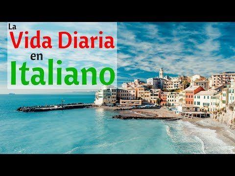 Aprende Italiano Para La Vida Diaria 130 Frases Cotidianas