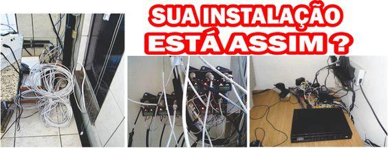 J C E E - Junior Carvalho Elétrica - Eletrônica: Organização também é Segurança