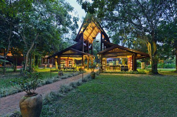 Hotel Angkor village resort paraíso terrenal en Camboya