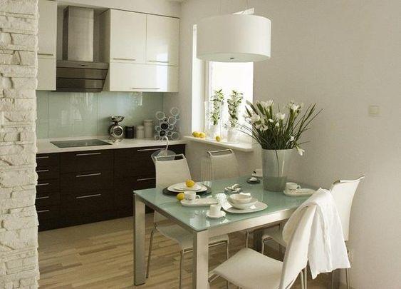 wąska kuchnia w bloku z oknem  Szukaj w Google  kitchen  Pinterest -> Wąska Kuchnia W Bloku Aranżacje