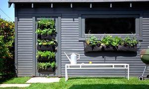 Fioriera verticale da giardino